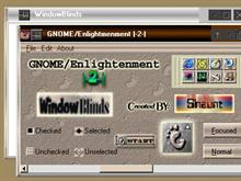 GNOME / Enlightenment |-2-|