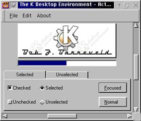 KDE-BJB