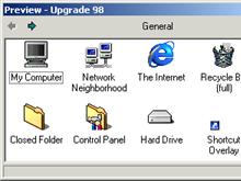 Upgrade 98