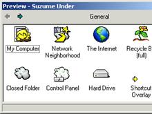 Suzume Under