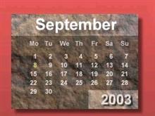Stone Calendar