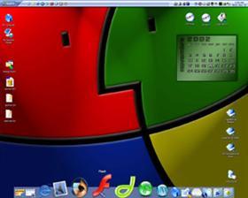 Paxx's MacWin desktop