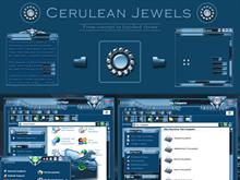 Cerulean Jewels Original