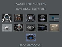 BoXXi's Machine Series