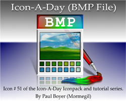Icon-A-Day #51 (BMP File)