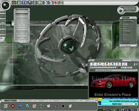 My Sputnik Desktop