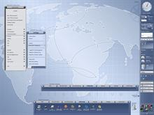 Pixxy (Vertical Startbar Right of Screen)