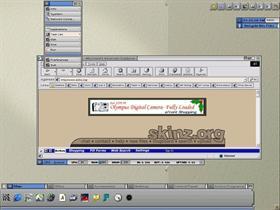 QNX3 with WorkShelf