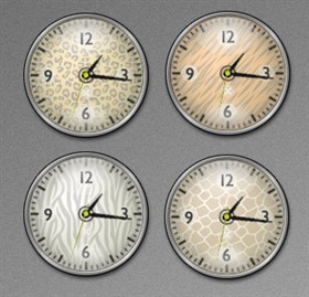 Savannah Clocks