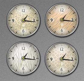 Savannah Clocks