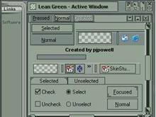 Lean Green Web