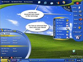Windows.NET v1.02 for DX2 (1024 x 768)