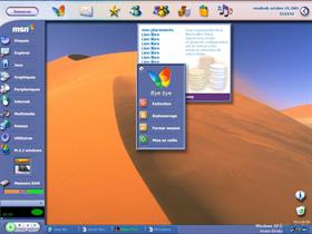 MSN desktop french