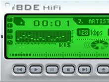 iBDE HiFi V5 Green