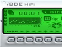 iBDE HiFi V5 Green