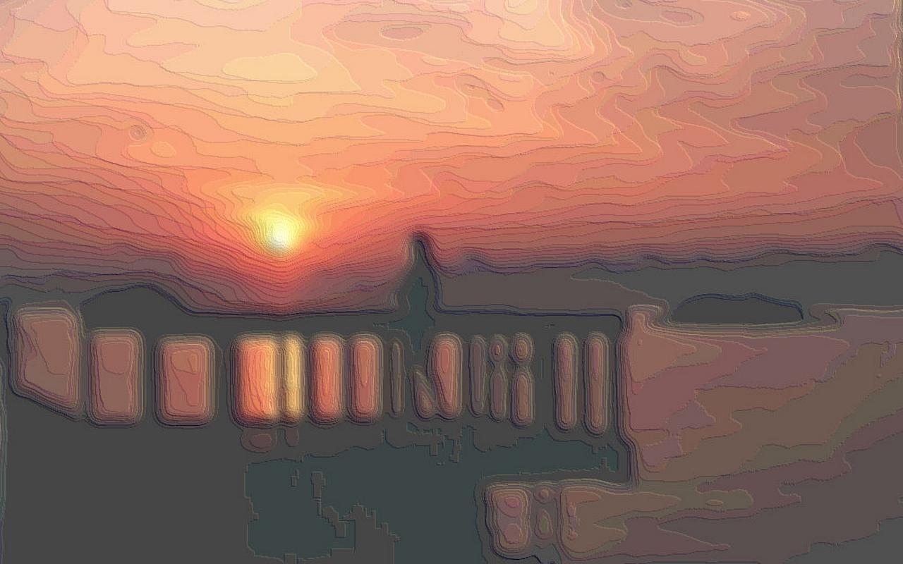 Marathon Sunset