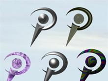 POV Ray icons