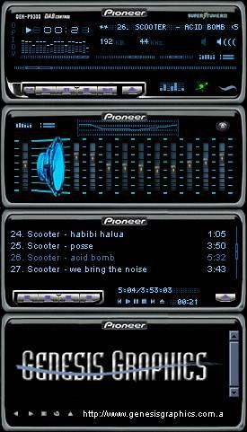 Pioneer Supertuner III