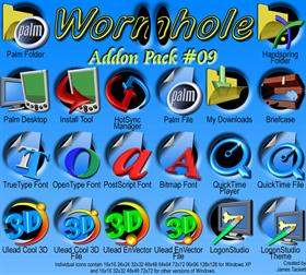 Wormhole Addon 09