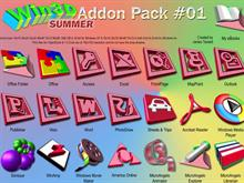 Win3D Summer Addon 01