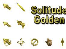 Solitude - Golden (CursorXP)