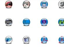 Misc Apps 3 Icons (Globe zoomers)
