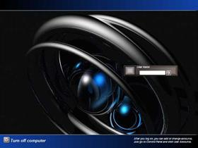 Entangled [Blue] Logon