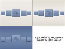 OpusOS Blue