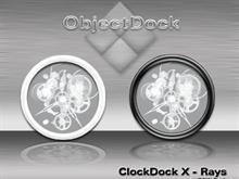 ClockDock X-Rays B&W Pack