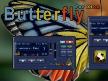 Butterfly for Xion