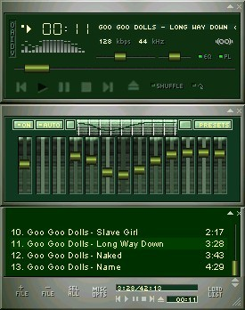 Lightening-WinAmp v2