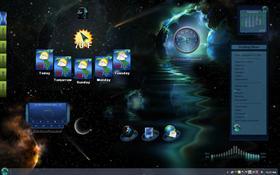 Opaloid's Universe