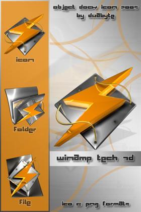 Winamp Tech 3D