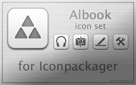 Albook iconset