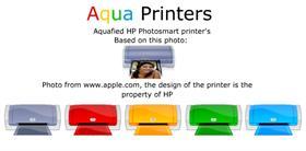 HP Aqua Printers
