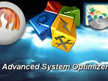 Advanced System Optimizer Logo