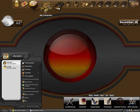 Tri-Tone Desktop