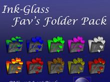 Ink-Glass Fav&#39;s Folder Pack