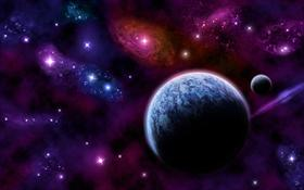 Galactic Spectrum (widescreen)