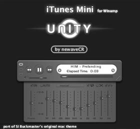iTunes Mini UnityGK