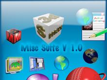 Misc Icon Suite Version 1.0