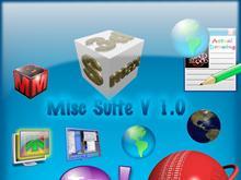 Misc Icon Suite Version 1.0