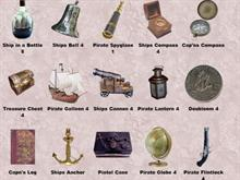 Pirate Pack 4 Dock Icons