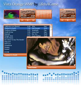 Vista Orange WMP