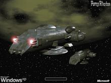 Perry Rhodan Cargo Ship
