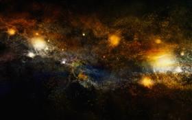 Deep Space.