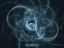 Aqua Swirls