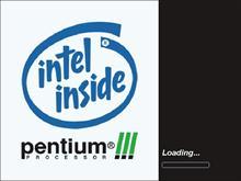 Intel Inside Pentium 3