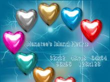 Manatee Hearts