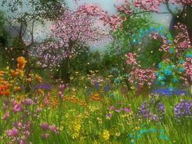 Spring  Potpourri